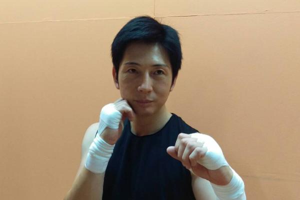 筋トレとボクシングでマッチョになりました!